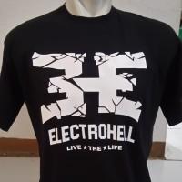 kaos/t shirt/baju keren ELECTROHELL