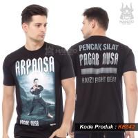 Kaos Pencak Silat Pagar Nusa, Baju Pencak Silat Pagar Nusa KB542