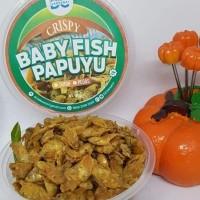 Baby fish papuyu