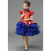 dress congsam anak gaun imlek baju imlek anak perempuan dress cheongsa