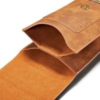 Samsung J7 Prime Leather Belt Bag 13 Slot Card Holster Cover Casing