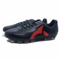 Sepatu Bola Ortuseight Forte Helios FG Black Ortred