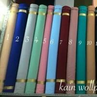 bahan wollpeach premium,kain wolfis bahan gamis jilbab