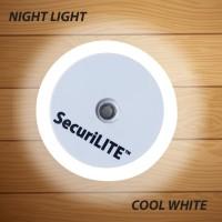 SecuriLite Mini Night LED lampu sensor auto ketika ruangan gelap