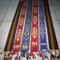 Kain Tenun Etnik / Syal/ Ikat Kepala/ Bandana/ Sortali/ Lombok,Toraja