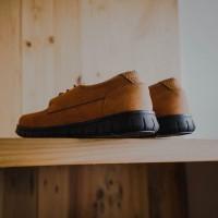 Sepatu Low Boot Balbo Brown
