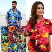 Baju Pantai Bali Hawaii Summer Kekinian Beachwear
