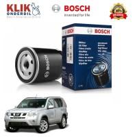 BOSCH Filter Oli Mobil Nissan X-Trail (0986AF1014) - 1 Pcs