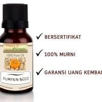 Happy Green Pumpkin Seed Oil (30 ml) - Minyak Pumpkin Labu Kuning