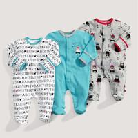 Mamas & Papas Sleeping Alphabet/ Jumper Tidur / sleepsuit / baju tidur