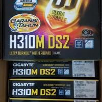 MAINBOARD GIGABYTE H310M-DS2 (LGA 1151, H310 , DDR4, SATA3)