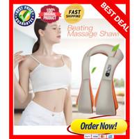 Alat Pijat - Shiatsu Leher - Bantal Pijit - BUKAN CAR Massage Pillow