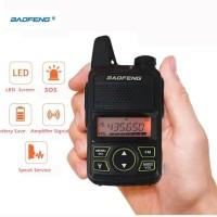 Interphone Ultrathin BF-T1 Baofeng Mini Walkie Talkie Professional For