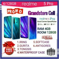 REALME 5 PRO RAM 4/128 GB GARANSI REALME INDONESIA