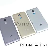 Backdoor Tutup Batre Xiaomi Redmi 4 Prime Kesing Belakang