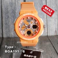 TERJUAL TERBANYAK !!! Jam tangan Wanita & anak Baby-G Shock BGA-195