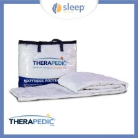 SLEEP CENTER THERAPEDIC Mattress Protector - 100x200