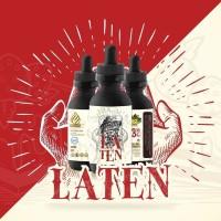 Laten Strawberry Cheesecake 60ML by Vape Zoo Authentic - Liquid Laten