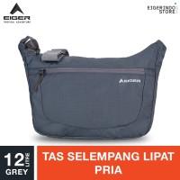 Eiger Maleo S Folded Shoulder Bag 12L - Grey