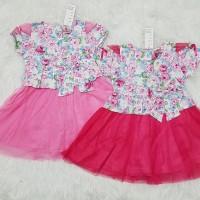 Baju Anak Bayi Perempuan Dress Pesta Kondangan Flower Tutu