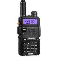 Upstart Baofeng DM-5R Dual Band DMR V/UHF Two Way Radio Walkie