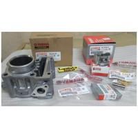 Blok seher kit plus piston kit Xeon RC, Xeon GT 125 Original Yamaha