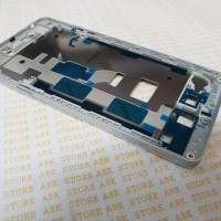 Frame Bezel Tatakan Casing LCD Tulang Tengah OPPO A51 Mirror 5 ORI