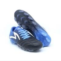 Sepatu Bola Specs Equinox FG black tulip blue original SPTB