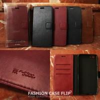 Flip Case COVER / Sarung Buku Kancing KULIT ASUS ZEN MAX PRO M1