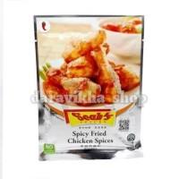 Seah's Seahs Spicy Fried Chiken Spices 42g / Bumbu Ayam Goreng