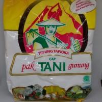 Tepung Tapioka cap Pak Tani Gunung; isi 500 gram