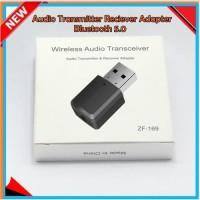 USB Bluetooth 5.0 Receiver Music / Wireless Audio Transceiver - 59920