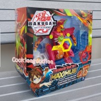 Bakugan Dragonoid Maximus Transforming Figure with Lights and Sounds