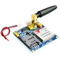 SIM900A Module SIM900 GSM GPRS SHIELD Serial SIM 900A For Arduino