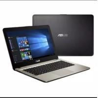 LAPTOP ASUS 14 IN X441B AMD A4 9125 PROCESSOR 4GB HDD 1TELA WIN 10