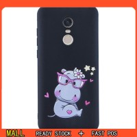 For Redmi 5 plus Cartoon Lovely Coloured Painted Soft TPU Back Cover