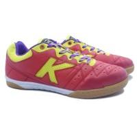Sepatu Futsal Kelme Feline Evo (Red/Yellow)