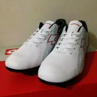 Promo Terbaru Sepatu Bola Original Lotto Blade Fg White Jet Black