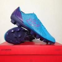 Promo Terbaru Sepatu Bola Lotto Original Blade Fg Scuba Blue Sepatu