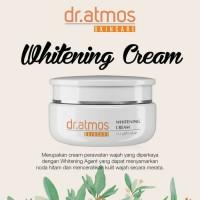 Dr ATMOS WHITENING CREAM / CREAM MALAM ANTI FLEK / CREAM FLEK HITAM