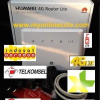 Modem CCTV Huawei B315 Router Wireless Wifi 3G 4G Online