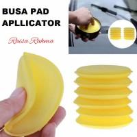 Sponge Pad Aplicator Wash and Wax Busa Poles Mobil