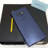 HP Samsung Note 9 128gb 512gb Resmi SEIN Dual Sim 2nd Fullset OEM