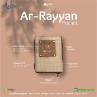 Al Quran Pocket Ar Rayyan Jaibi Gratis Gelang Tasbih - Madina Alquran