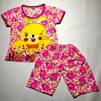 "Baju Anak LED ""RABBIT"" - small, Merah Muda"