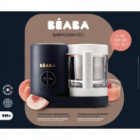 Beaba Babycook Neo Baby Food Processor - Night Blue