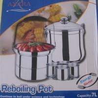 Reboiling Pot Panci Multi Fungsi Merek Axara tools