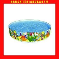 Kolam Renang Anak Intex Tanpa Pompa 122 x 25 cm - Mainan Air Edukatif