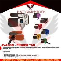 Avalon Finger Tab / Finger Tab Kulit / Pusat Grosir Panahan