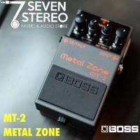 EFEK GITAR BOSS METAL ZONE MT2